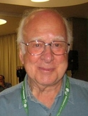 Peter Higgs, físico inglês que foi homenageado no nome da partícula de Deus, o bóson de Higgs (Foto: Gert-Martin Greuel/Mathematisches Institut Oberwolfach)