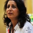 Nawa foi a primeira muçulmana campeã olímpica (Foto: Getty Images)
