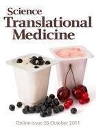 Capa da edição da revista Science Translational Medicine com o novo estudo (Foto: FOTOSEARCH/Divulgação)