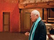 Peter Brook, diretor inglês (Foto: AP e P. Victor)