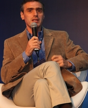 Marcelo Cardoso, vice-presidente de RH da Natura (Foto: Dalton Costa)