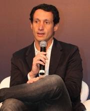 Sandro Bassili, vice-presidente de gente e gestão da Ambev (Foto: Dalton Costa)