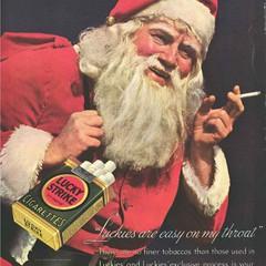 """Papi Noel diz que Lucky Strike desce """"redondo"""" em sua garganta (Foto: Divulgação)"""