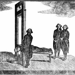 LUÍS XVI - Morto em 21 de janeiro de 1793 – A Revolução Francesa derrubou a monarquia em 21 de setembro de 1792. Luís XVI, rei da França por 18 anos, foi preso e condenado à guilhotina  para exemplificar o fim do absolutismo frente à República (Foto: Gravure anglaise)