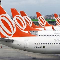 Gol Linhas Aéreas Aviação Aeroporto (Foto: Divulgação)