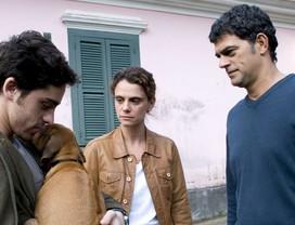 Felipe Abib, Malu Galli e Eduardo Moscovis: um triângulo amoroso mal resolvido (Foto: Divulgação)