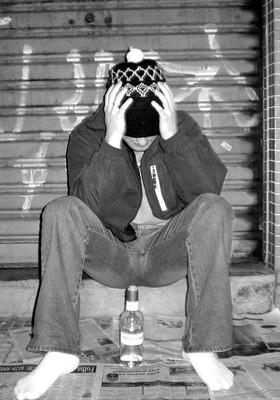 Em vez do álcool, crack (Foto: SXC.hu)