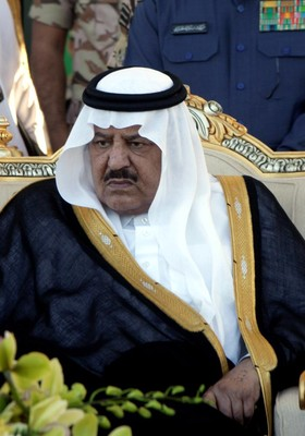 Nayef bin Abdul Aziz Al Saud, príncipe herdeiro saudita (Foto: Agência EFE)