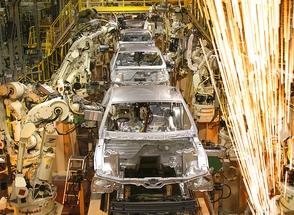 Indústria Montadora Produção industrial Veículos Carro (Foto: Getty Images)