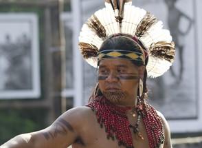 Os índios da Rio+20