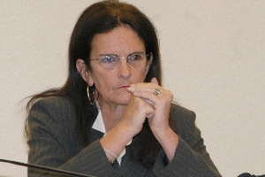 Graça Foster - presidente da Petrobras (Foto: Roosewelt Pinheiro)