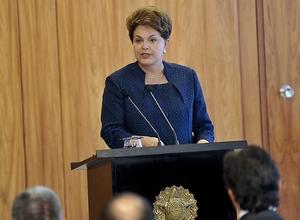 Dilma Rousseff (Foto: Marcello Casal Jr/ABr)