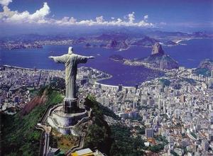 Brasil Rio de Janeiro Turismo (Foto: Wikimedia Commons/Wikipedia)