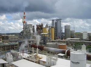 Fábrica da Suzano Papel e Celulose (Foto: Divulgação)