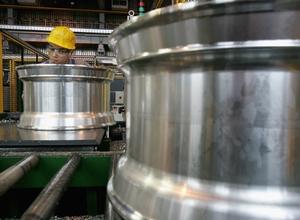 Fábrica de alumínio da Alcoa Indústria (Foto: Getty Images)