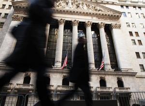 Bolsa de Nova York Economia dos EUA (Foto: Getty Images)