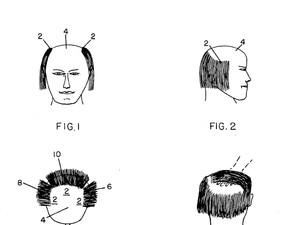 """Prêmio Ig Nobel: americanos patentearam o """"combover"""" (Foto: Reprodução)"""