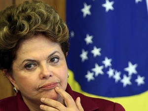 A presidente Dilma Rousseff (Foto: Gustavo Miranda/Ag. O Globo )