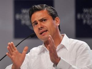 Enrique Peña-Nieto (Foto: Divulgação)