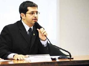 Ramaís de Castro Silveira, da Secretaria de Direitos Humanos (Foto: Ministério Público de Goiás)