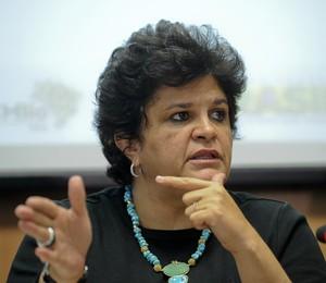 A ministra do Meio Ambiente, Izabella Teixeira (Foto: Wilson Dias/ABr )