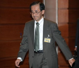 Masaaki Shirakawa, presidente do Banco do Japão (Foto: Getty Images)
