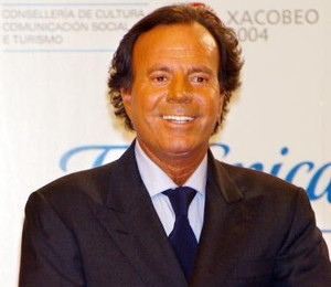 O cantor Julio Iglesias (Foto: Getty Images)