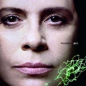 Capa do novo CD da Gal Costa (Foto: Divulgação)