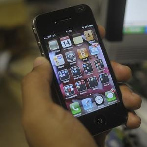 Telefonia móvel Celular (Foto: Marcello Casal Jr)
