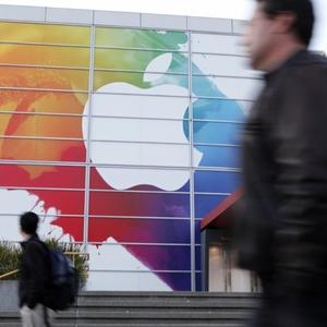 Apple (Foto: AFP Photos)