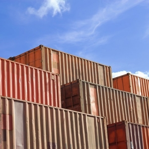 Exportação Importação Comércio Exterior Conteiner Balança comercial (Foto: Getty Images)