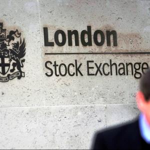 Bolsa de Londres (Foto: AFP Photo)