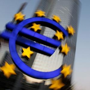 Zona do euro BCE Banco Central Europeu (Foto: Getty Images)