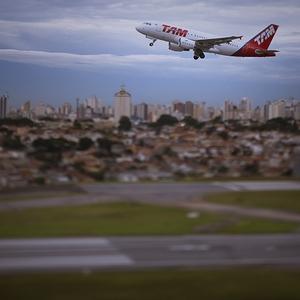 TAM e outras aéreas participam de reunião na Anac (Foto: Editora Globo)