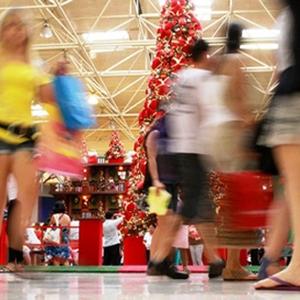 Consumo Compras Shopping center Varejo Natal (Foto: Agência Estado)