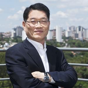 Seong Bae-Kim, presidente da Hyundai no Brasil (Foto: Divulgação)
