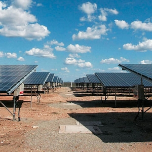 Energia solar é o novo investimento da CPFL<br/>(Foto: Folhapress)
