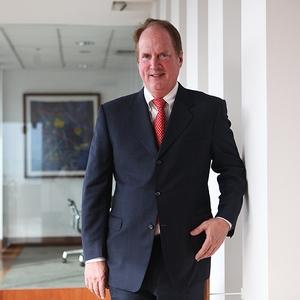 """Phil Wallace , presidente da Virgin Mobile Latin America: """"Quatro Golias contra um David"""" (Foto: Divulgação)"""