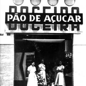 Doceria Pão de Açúcar, primeira loja do grupo criado pela família Diniz (Foto: Divulgação)
