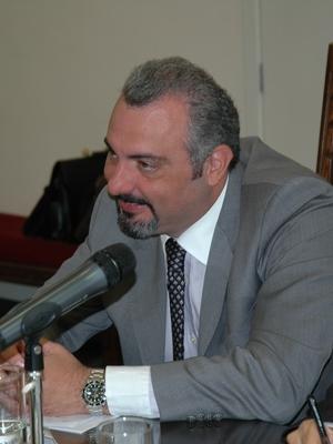 Wagner Giudice, diretor do Departamento de Narcóticos da Polícia Civil de São Paulo (Foto: Divulgação)