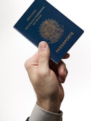 Passaporte do Brasil Viagem Turismo no Exterior Brasileiro no Exterior (Foto: Getty Images)