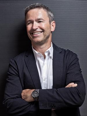 Jerome Griffith, CEO da TUMI: