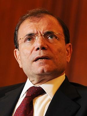 Jean-Charles Naouri, presidente do Groupe Casino (Foto: Leo Pinheiro/Valor/Folhapress)
