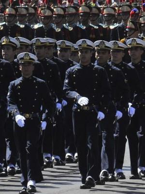 Militares Forças Armadas Soldados (Foto: José Cruz/ABr)