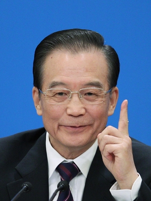 Wen Jiabao , primeiro-ministro da China (Foto: Getty Images)