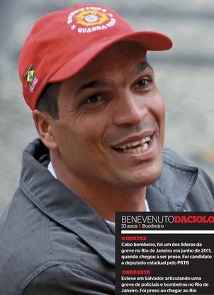 Benevenuto Daciolo (Foto: Guto Maia/News Free/AE)