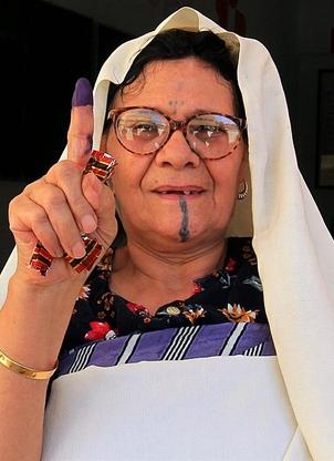 Eleições legislativas na Líbia após 48 anos (Foto: EFE/Amel Pain)