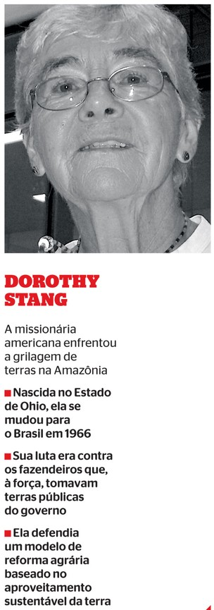 Dorothy Stang (Foto: divulgação)