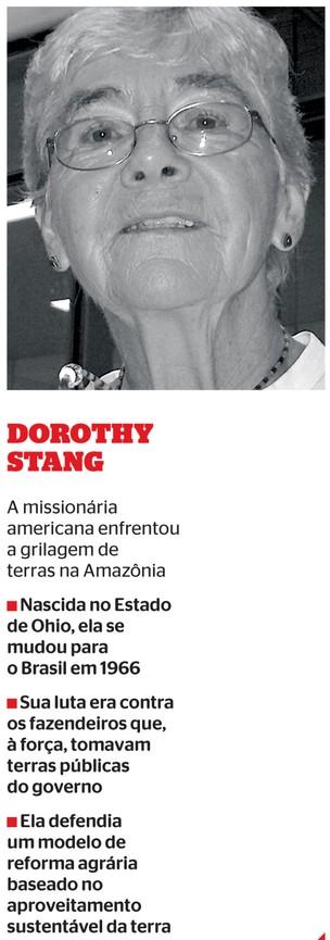 Dorothy Stang (Foto: divulgação)