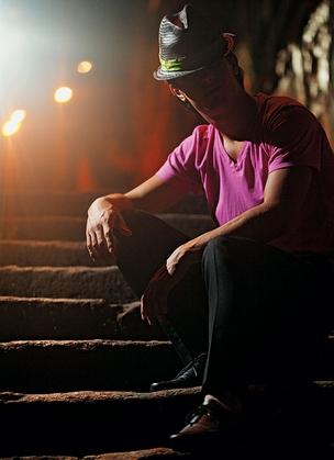"""""""Elas dão muita dor de cabeça. Se apaixonam de verdade""""  A.B, estilista carioca  (Foto: Pedro Farina/ÉPOCA)"""
